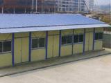 铜仁贵阳坡顶型活动房