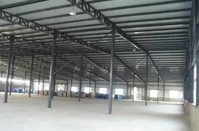 黔西轻钢结构厂房