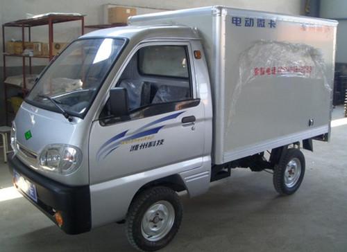 【图文】电动四轮货车电池好才是真的好 电动四轮货车保养事项