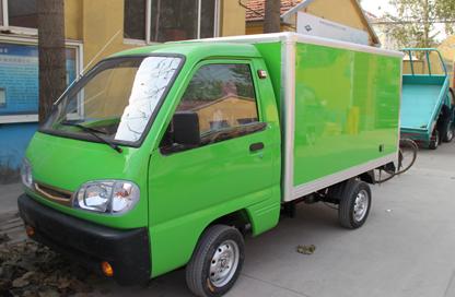 【图文】电动货车的功能性设计 电动货车的优势体现在哪些方面