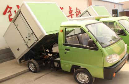 【知识】电动货车的省电妙招 电动货车在夏天怎样使用