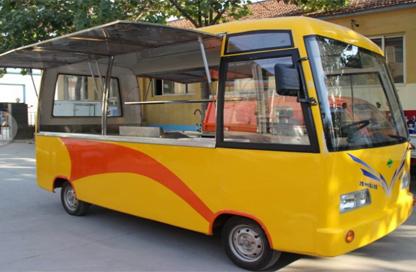 【图片】电动餐车如何选购 电动餐车关电源的正确过程
