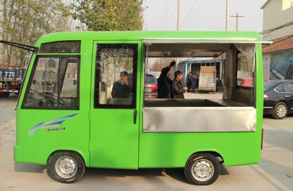 【多图】电动餐车的优缺点 电动餐车的发展受到什么制约