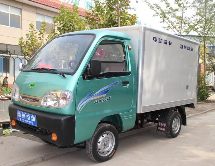 【新闻】电动货车的优势为您解析 电动货车的用车知识