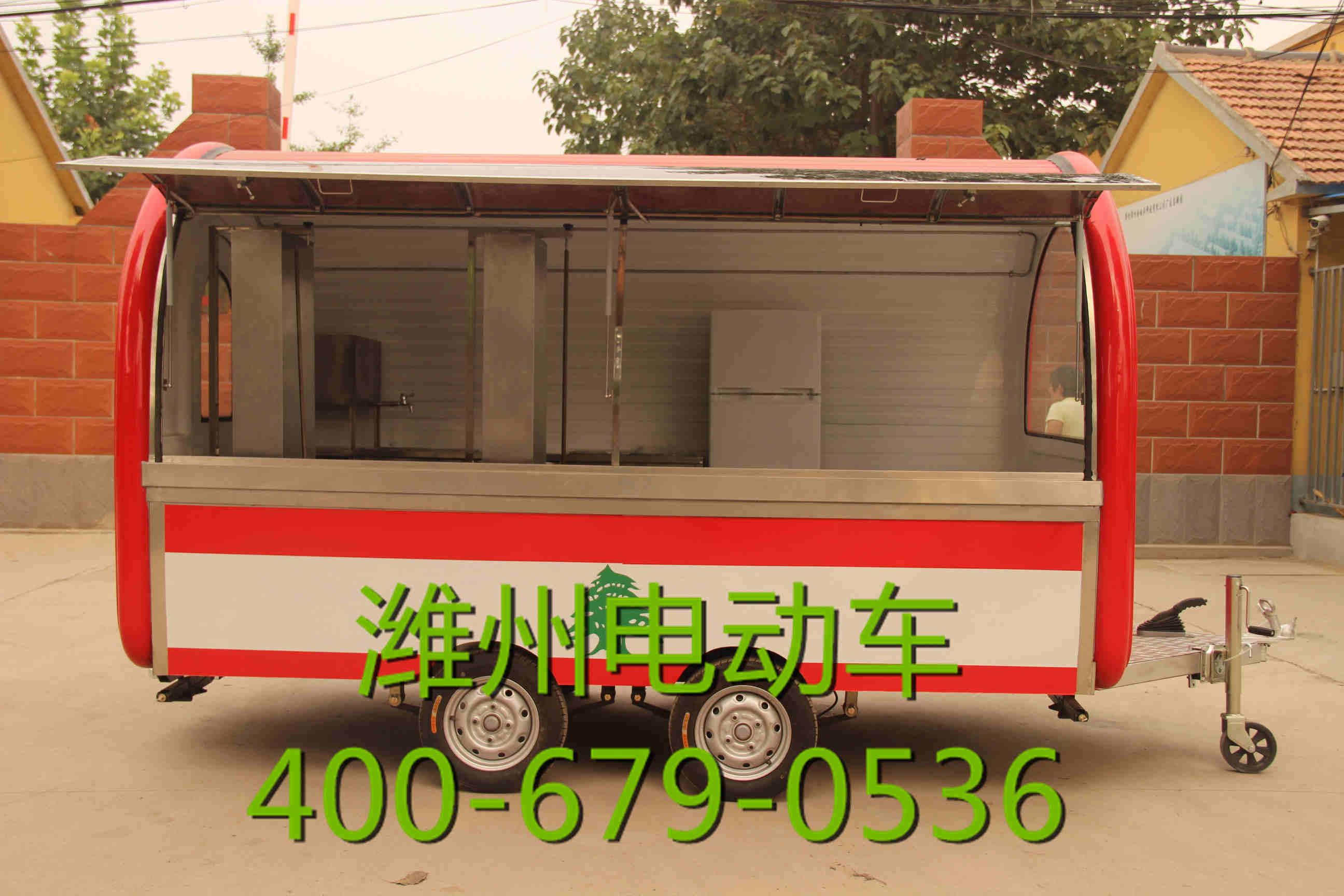 【图片】早餐车的检查工作需重视 早餐车有哪些特别的优点