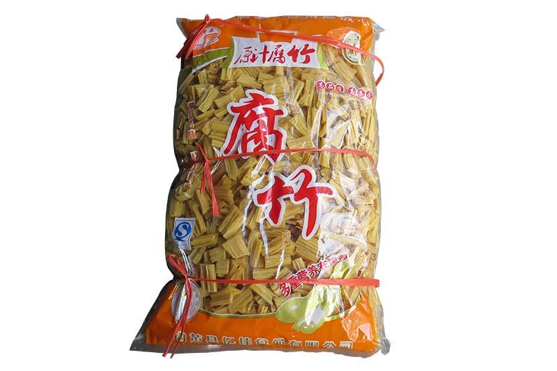 豆制品腐竹生产