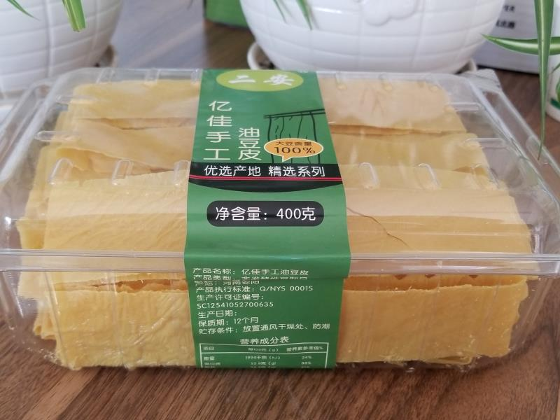 豆腐皮品牌代理