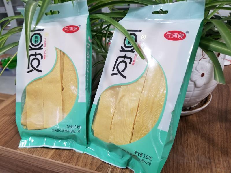 豆腐皮腐竹
