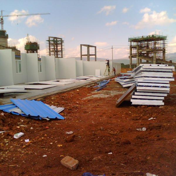 双顺轻钢活动房工程