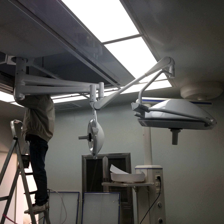 东川云南手术室净化