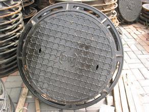 球墨铸铁井盖规格