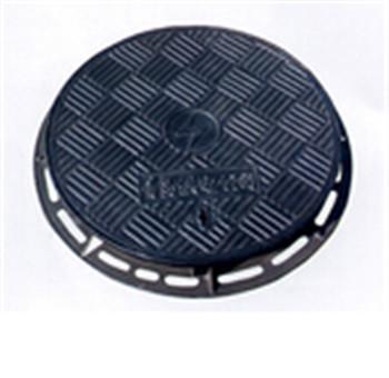 Nodular cast iron manhole cover factory