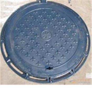 Ductile iron manhole cover manufacturer