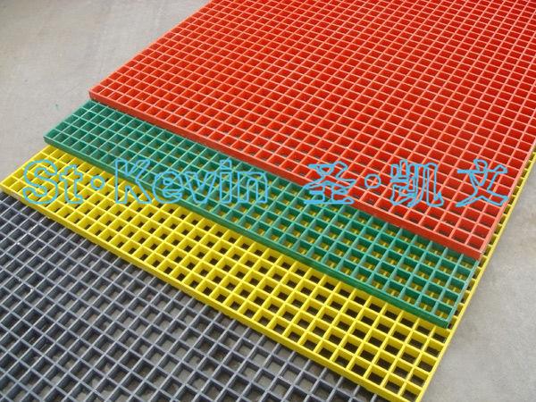 玻璃钢格栅产品