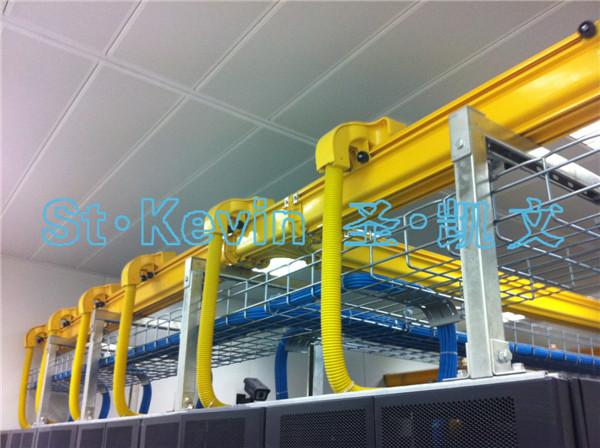 PVC阻燃光纤槽道