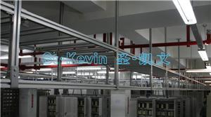 铝合金走线架(型材吊装式)