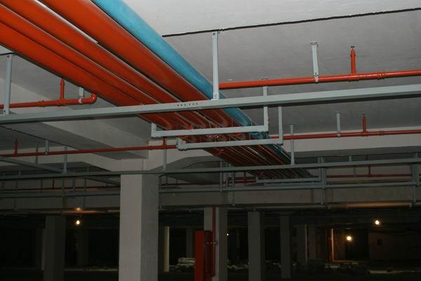 综合支吊架施工