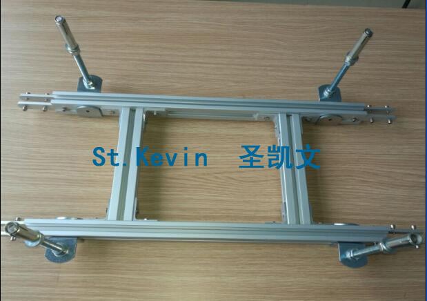 铝合金走线架安装图示