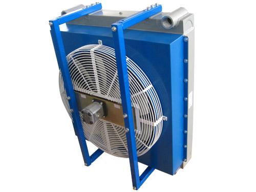 (风冷,吊车)液压油散热器图片