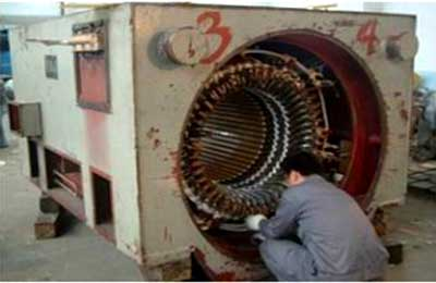 电机维修方法
