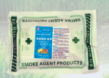 无捻杀菌烟剂