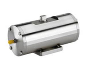 不锈钢气动执行器 锻造型 双动DA系列