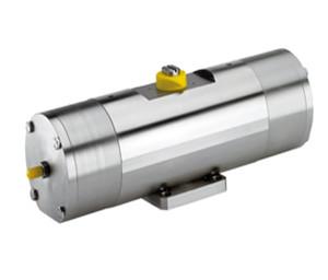 不锈钢气动执行器 锻造型 单动SR系列