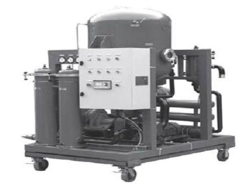 多功能高效真空滤油机