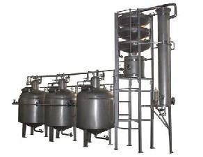 果渣蒸馏机组