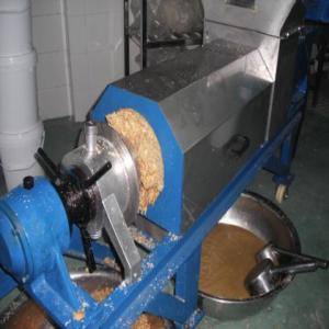 鲜生姜挤榨汁机