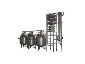 果渣蒸馏设备