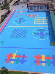 四川球场拼装地板厂家
