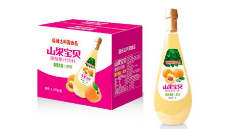 黄桃果汁饮料