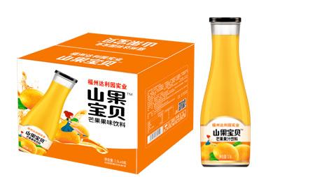 芒果果味饮料