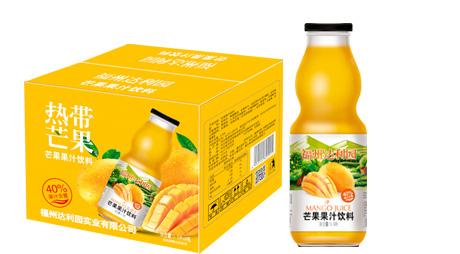 芒果果汁饮料