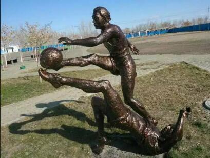 黔西校园雕塑