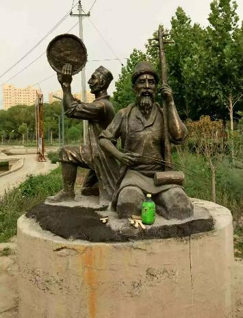黔西贵阳人物雕塑设计