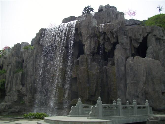 貴州假山設計