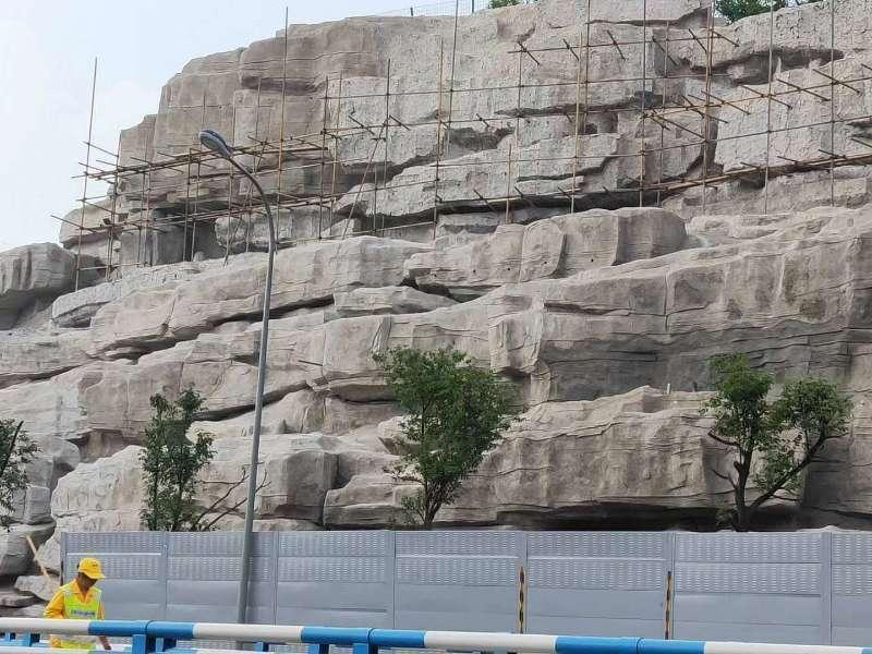 貴州假山雕塑