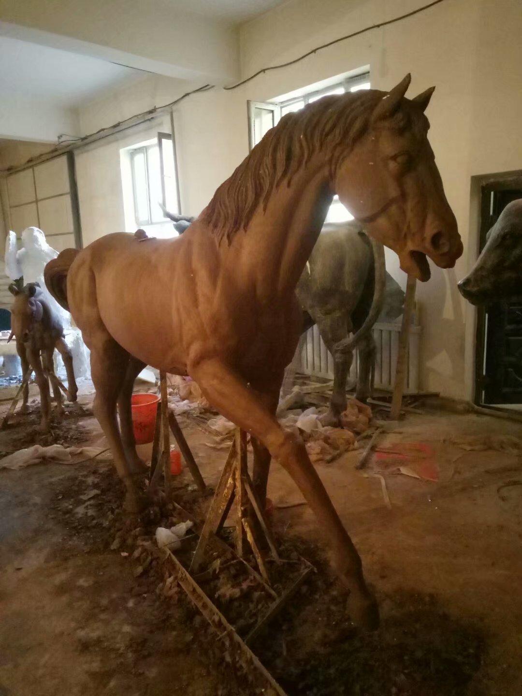 貴州動物雕塑