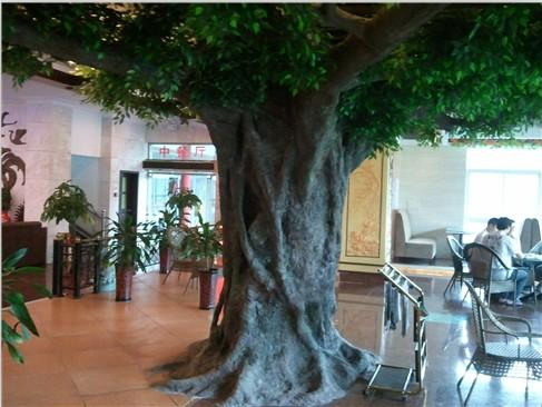 贵州假树制作