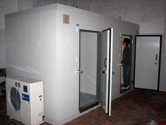 小型冷库安装