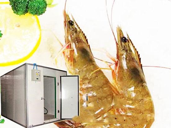 海鲜冷藏库