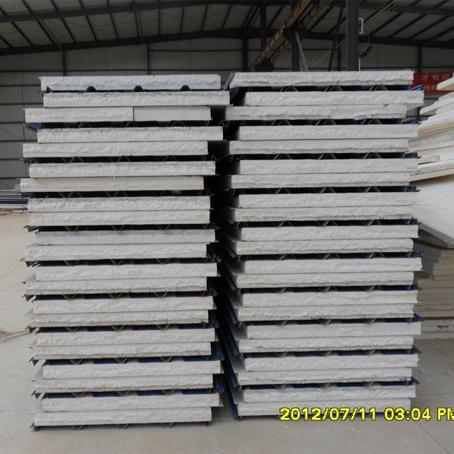 950型瓦楞夹芯板