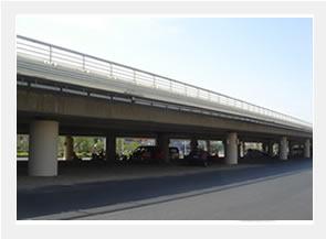 郑州立交桥加固工程