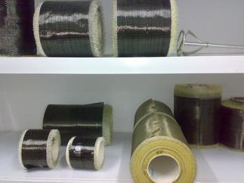 增强型纤维复合材料