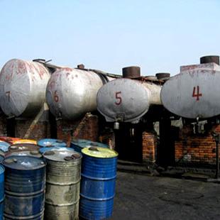 郑州废柴油