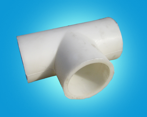 frpp对焊三通管件