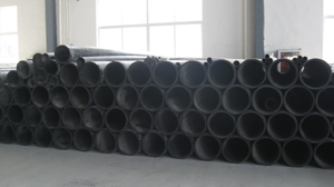 PE100级SDR13.6系列HDPE管材管件