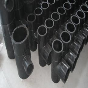 聚乙烯对焊三通